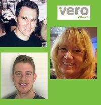 Three new Vero Software hires for the USA regions